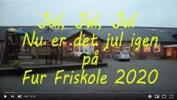 Jul på Fur Friskole - se video